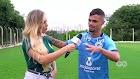 Última Entrevista de Michael com a Camisa do Goiás