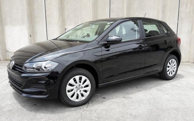 VW Polo 2018 MPI - teste de longa duração