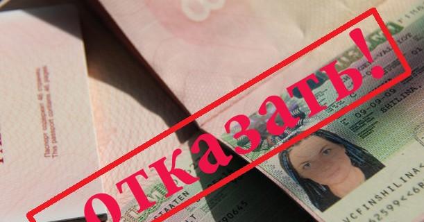 Тказ в шенгенской визе для жителей Крыма