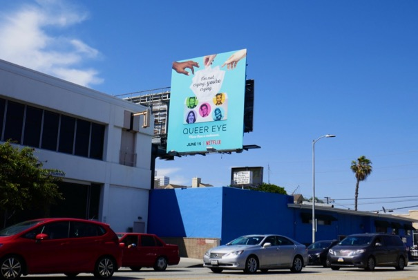 Queer Eye season 2 billboard