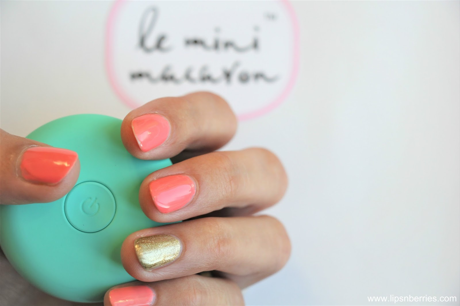 Le Mini Macaron is here to give you a flawless (and affordable) at-home gel manicure recommendations