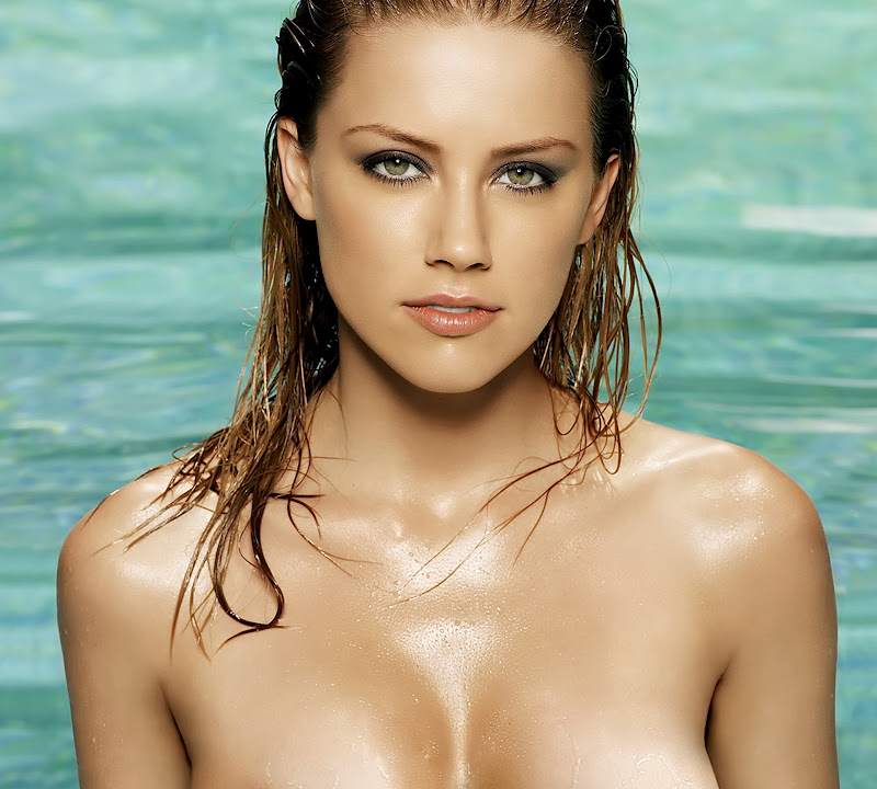 Nude actress amber heard