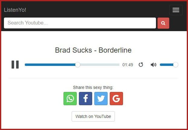 تشغيل الصوت فقط في مقاطع الفيديو في اليوتوب على الهاتف والحاسوب لمنع استهلاك الأنترنت