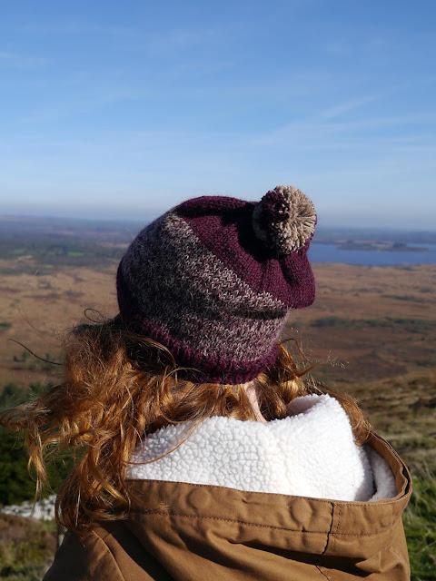 bonnet Sister's hat tricot