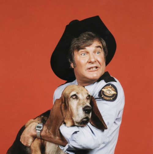 R I P Rosco P Coltraine: James Best As Rosco Coltrane Dukes Of