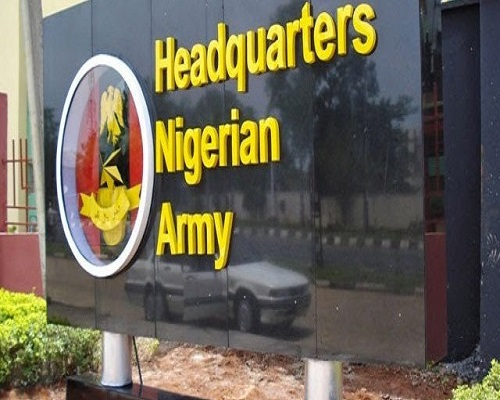 Nigerian Army promotes 136 officers to generals (SEE LIST)