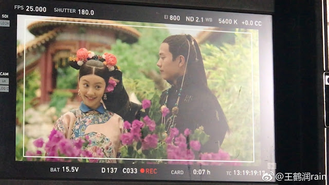 Spinoff Story of Yanxi Palace Vic Wang Yuwei MOVEE
