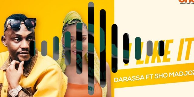 Download new Audio by Darassa x Sho Madjozi - I Like It