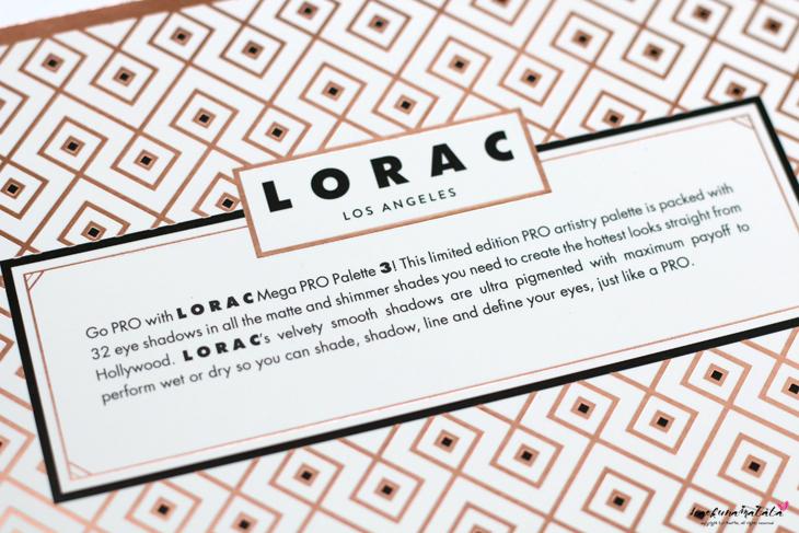 LORAC Mega Pro 3 Palette Review, Swatches & MOTD