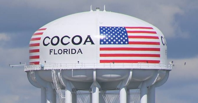 City of Cocoa Water Tower