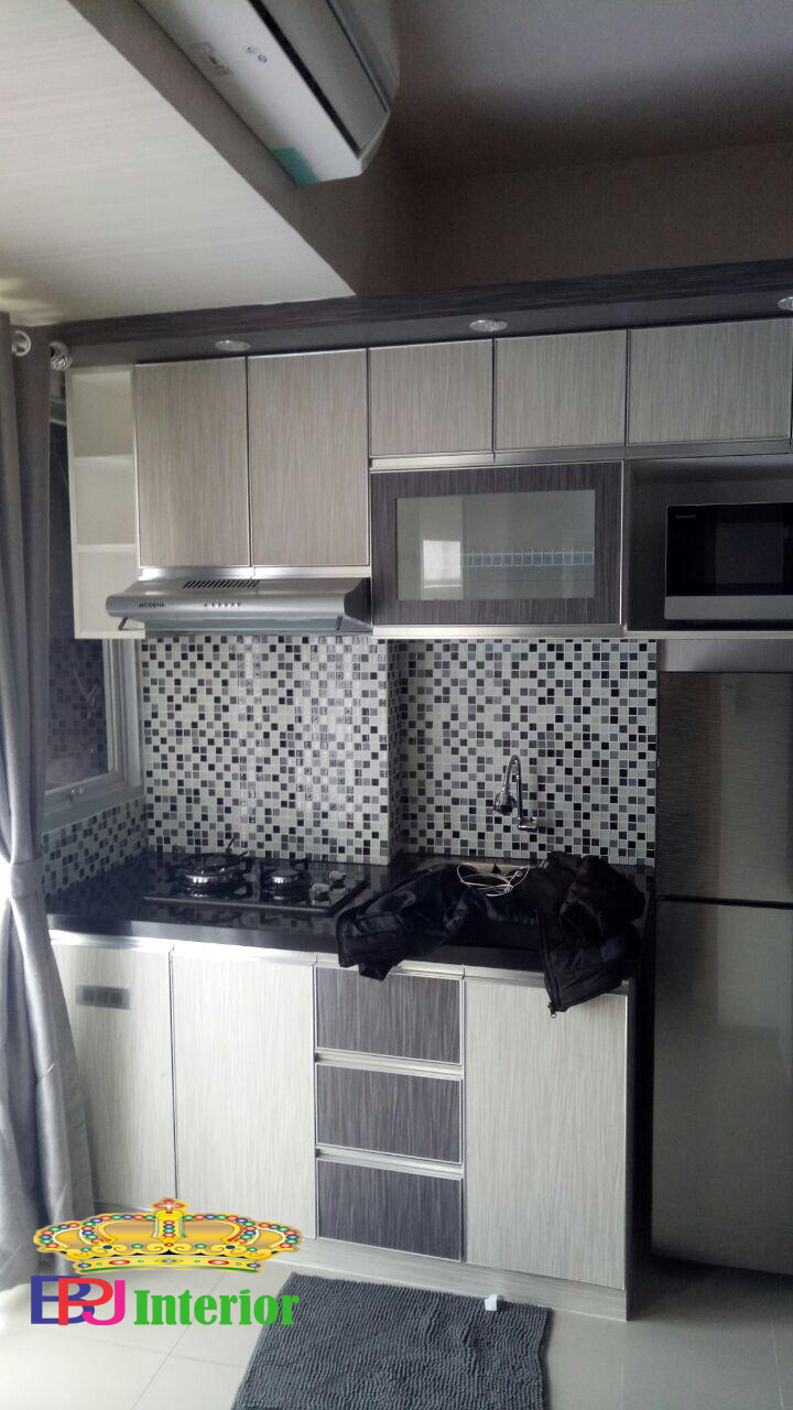 Kitchen Set Minimalis Terbaru 2019 Bpj Interior