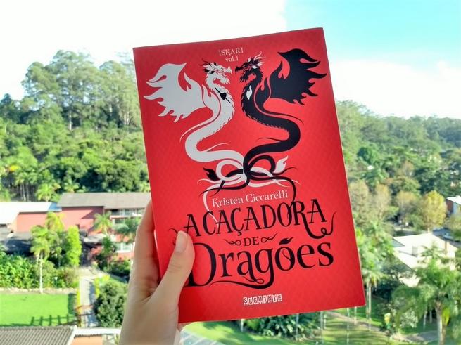 A Caçadora de Dragões | Kristen Ciccarelli