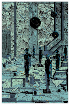 Kilian Eng The Last Wave Art Print Grey Matter Art