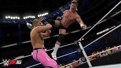 Download WWE 2K16-CODEX Game Pc Terbaru 2016