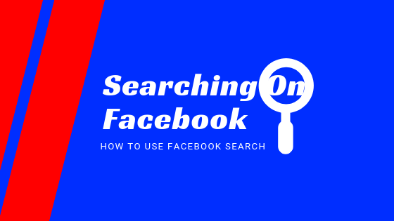 Facebook Search Tips<br/>