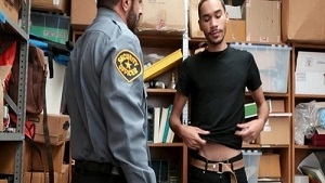 Case No. 1712011-77 – Petty Theft. 21 year old black male (Bareback)