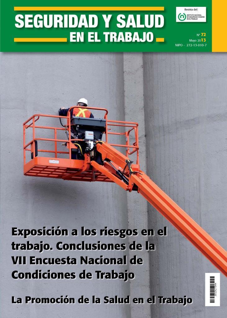 Exposición a los riesgos en el trabajo