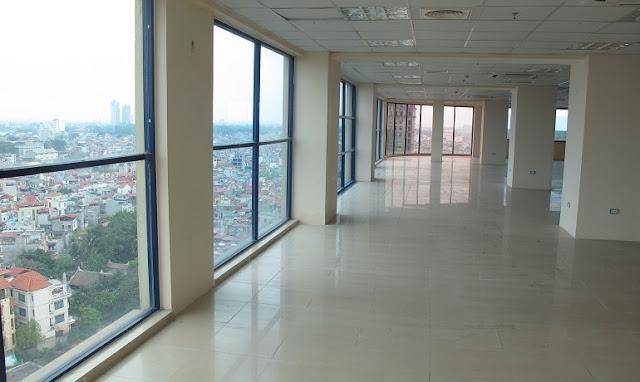 Tòa nhà cho thuê văn phòng