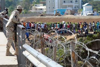 Ministerio de Defensa ordena más segurida en la frontera
