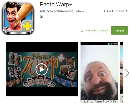 aplikasi edit wajah android terbaik