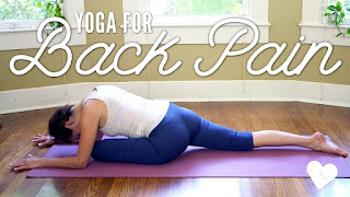 Basic Yoga for Back Pain   Back Pain Yoga Basics