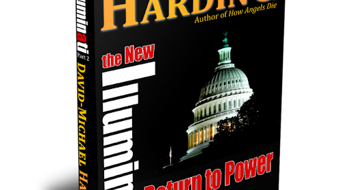 @DMichaelHarding The New Illuminati Series is Due Out October 1st, 2016! Return to Power Part II by David-Michael Harding!