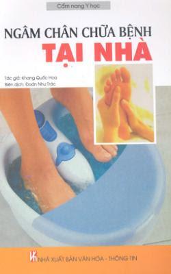 Ngâm chân chữa bệnh tại nhà - Khang Quốc Hoa