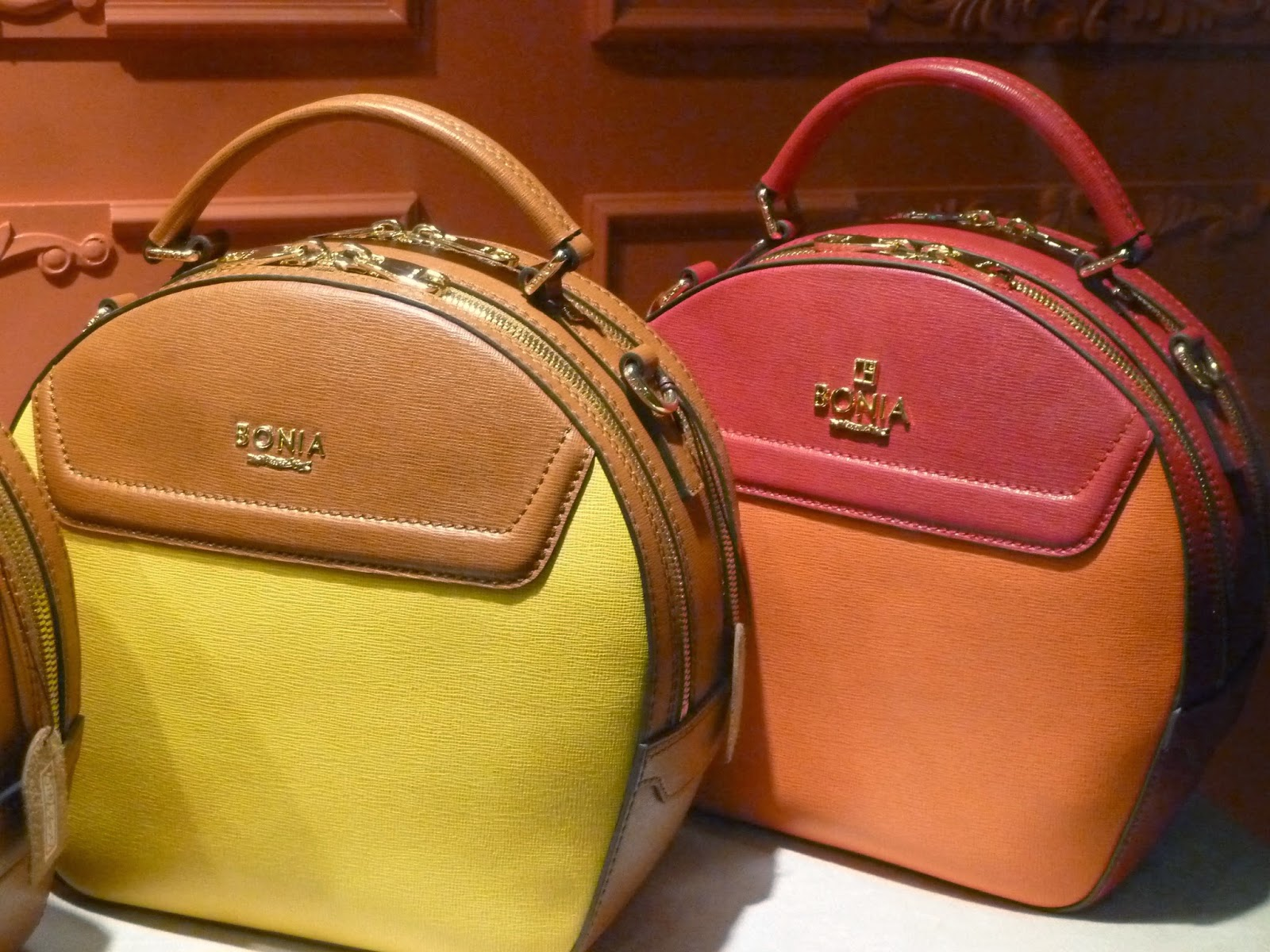 Bonia Launches New Collection Including The Sensational Sonia Bag Designed By Taiwan Top Actresodel Sui Which Is Special Order Only But