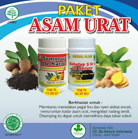 Obat Herbal Asam Urat, Encok, Kolesterol Tinggi Bengkak Herbal Ampuh Denature