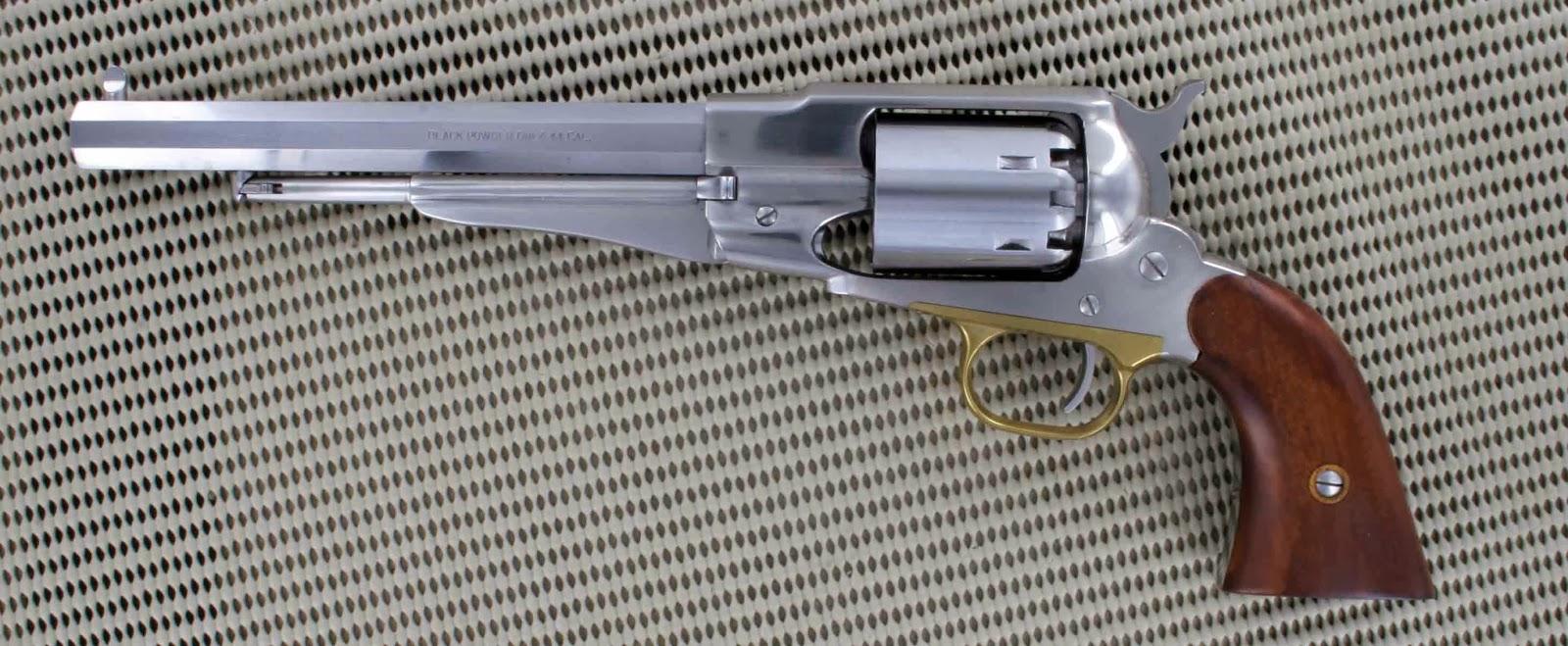 Remington 1858 New Model Army