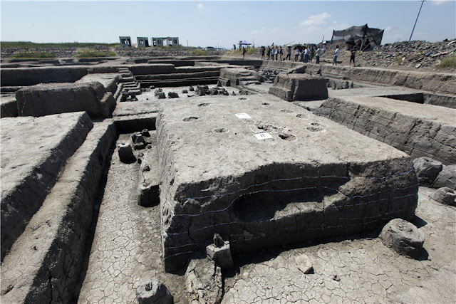 Remains of prehistoric culture discovered in Eastern China