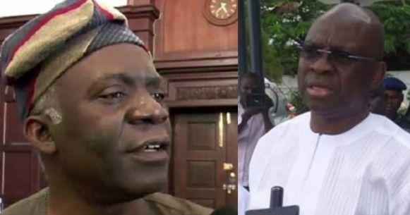Why Fayose Cannot Contest To Be Governor Again – Falana