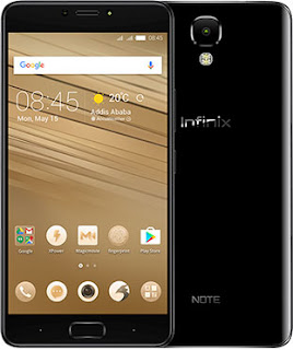 Infinix Note 4 Features, Specs And Price