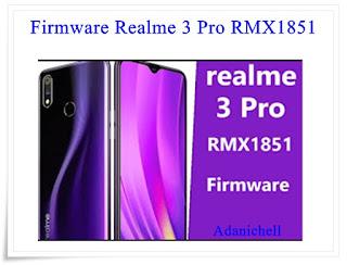 Rmx 1851 Firmware