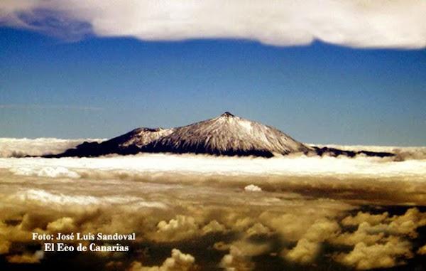 El bulo de la alerta roja por erupción del Teide