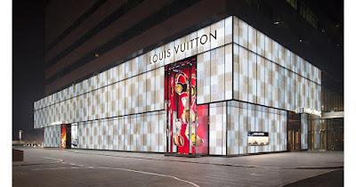 Loja da Louis Vuitton