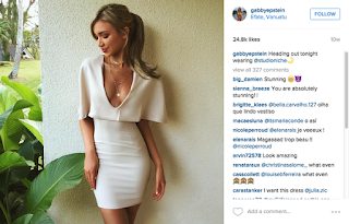 25.000 like tiap posting - Gabby Epstein - Gadis Ini Bisa Mendapatkan Uang Ribuan Dolar Di Instagram