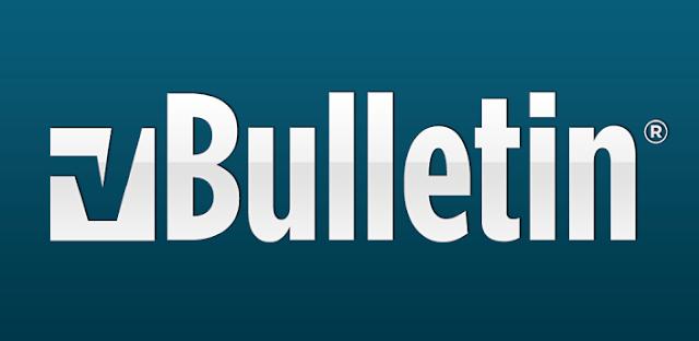 لماذا انهارت المنتديات العامة Vbulletin-logo