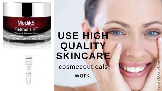 skincare quality cosmeceuticals