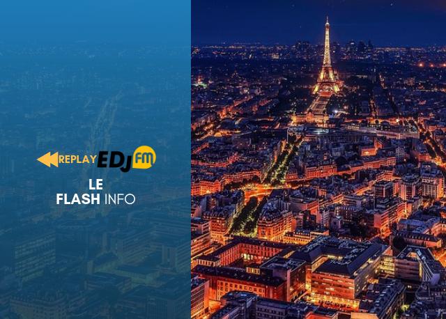 REPLAY - Le Flash Info 13h - 12 octobre 2018 - Jérôme Vinette
