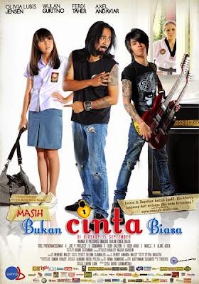 Masih Bukan Cinta Biasa (2011)