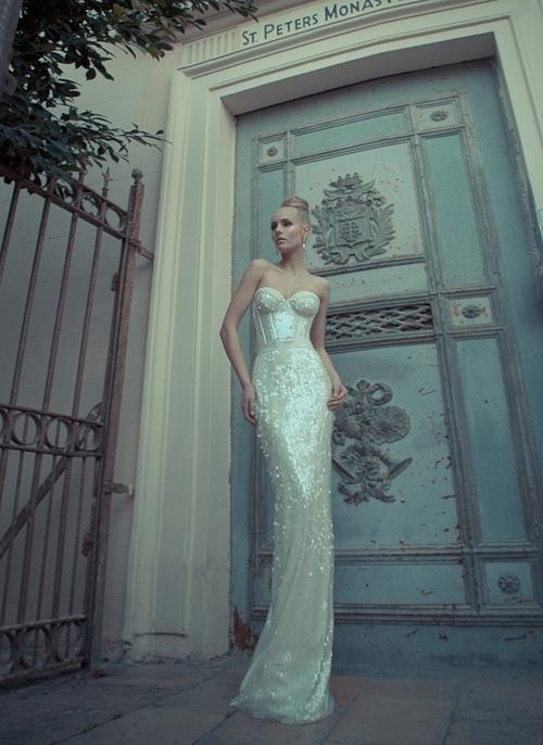 Outfits de moda | Bellos vestidos para bodas