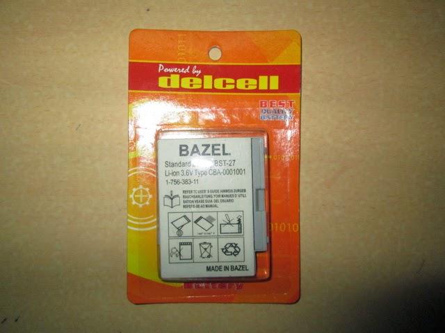 baterai Sony Ericsson BST-27
