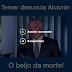 DIREITA GOLPISTA COMEÇAM A SE DESTRUIR, TEMER DIVULGA VÍDEO ESPANCANDO GERALDO ALCKMIN (PSDB).