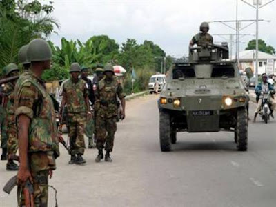 Army to begin Operation Crocodile Smile II in South South Saturday