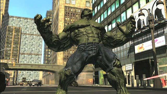 Hulk Games Online Play