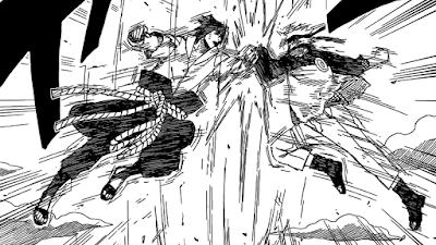 Naruto Manga 694