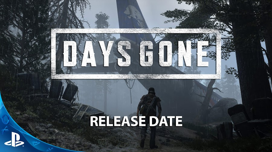 bend studio days gone ps4