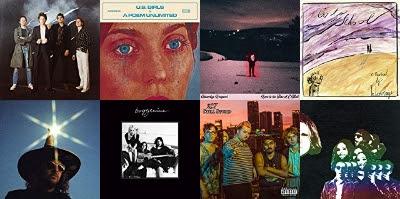 My Best Albums of 2018 ~2018年の好きな洋楽アルバム10枚