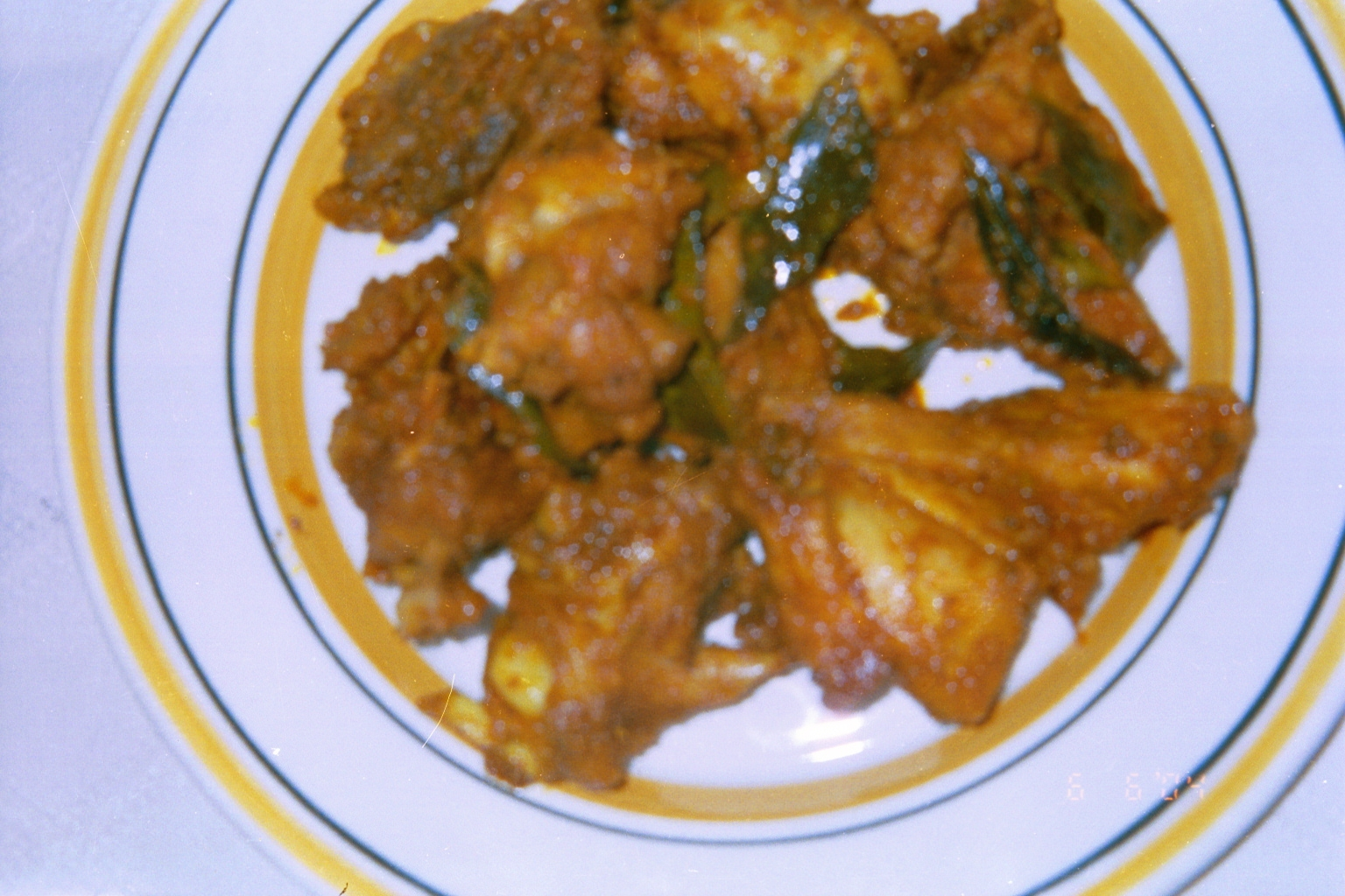 Anglo Indian Food By Bridget White Kumar Dry Chicken Fry